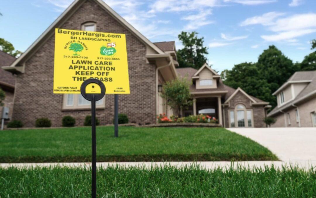 GIVEAWAY: 2021 Berger Hargis Lawn Care Package